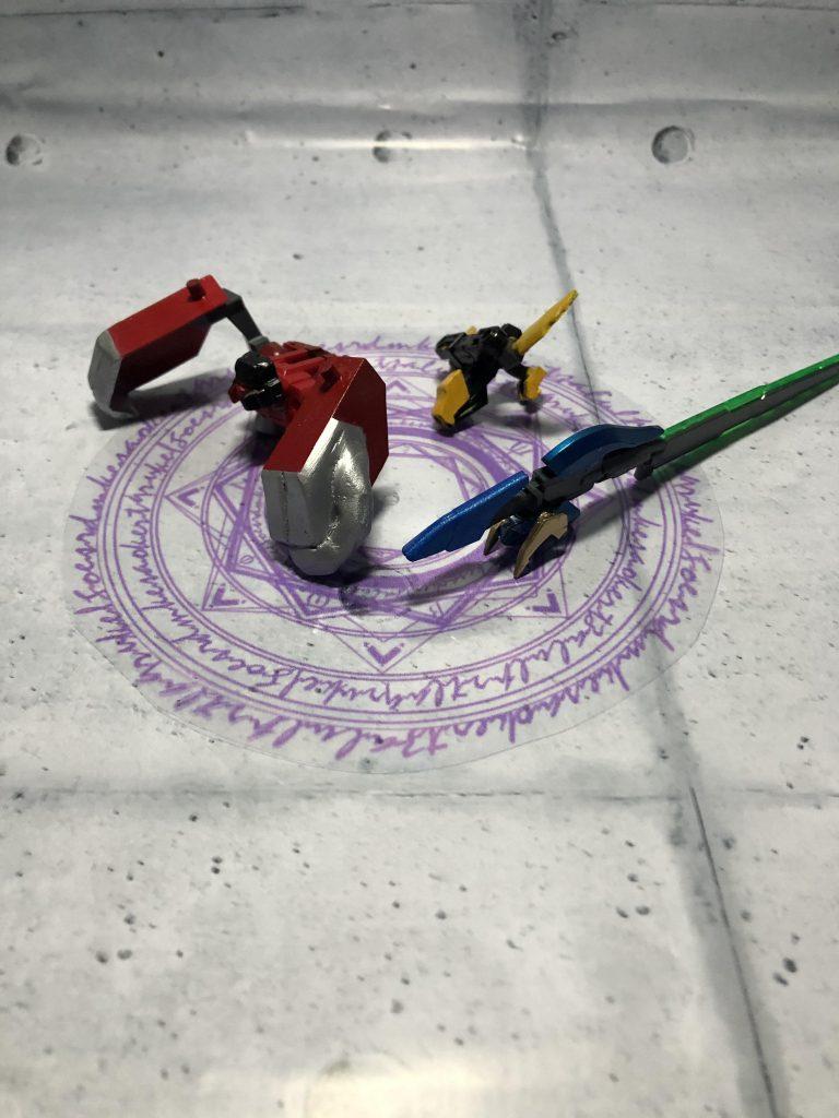 マジシャンズ・ガンダム アピールショット4