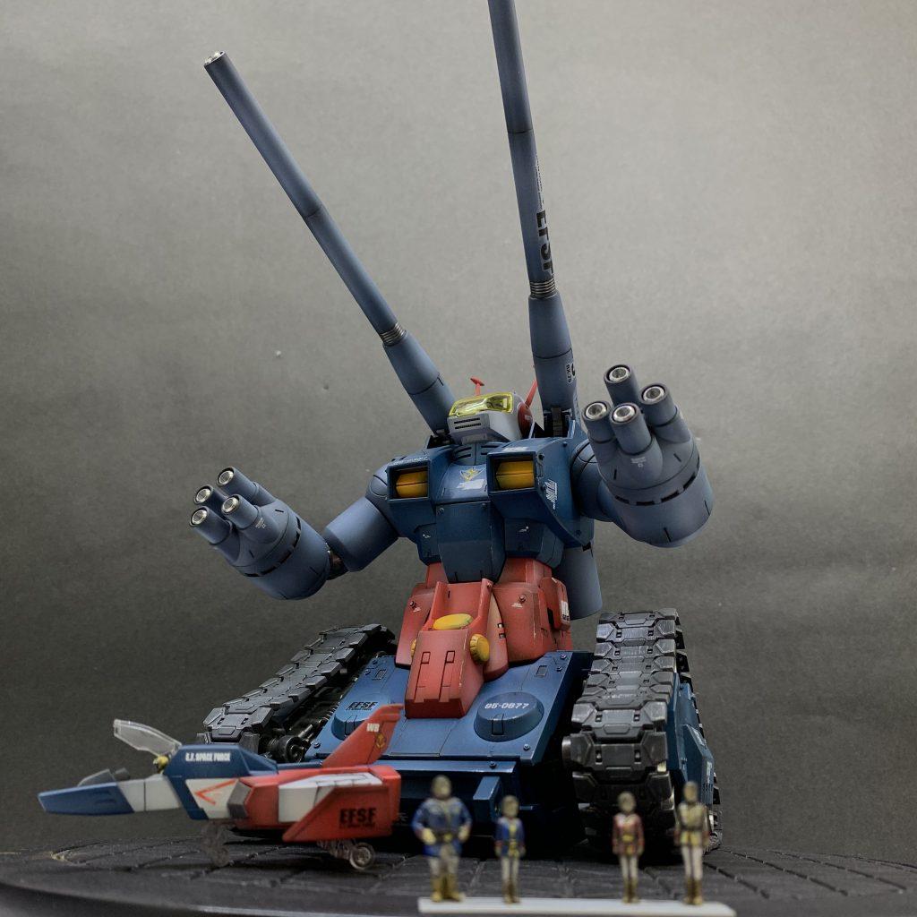 MGガンタンク アピールショット4