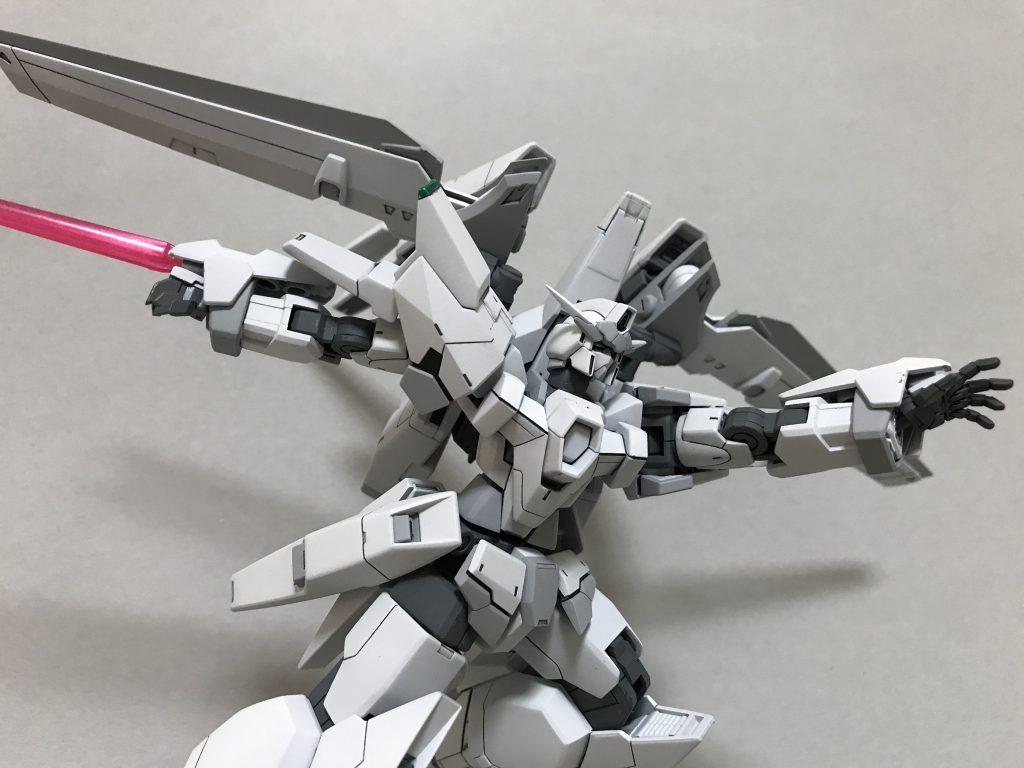 ガンダムAGE-IIIオービタル(アマテラス) アピールショット8