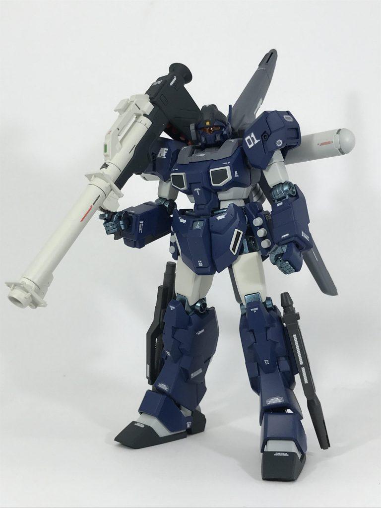 ジェスタ(特務隊仕様) アピールショット1