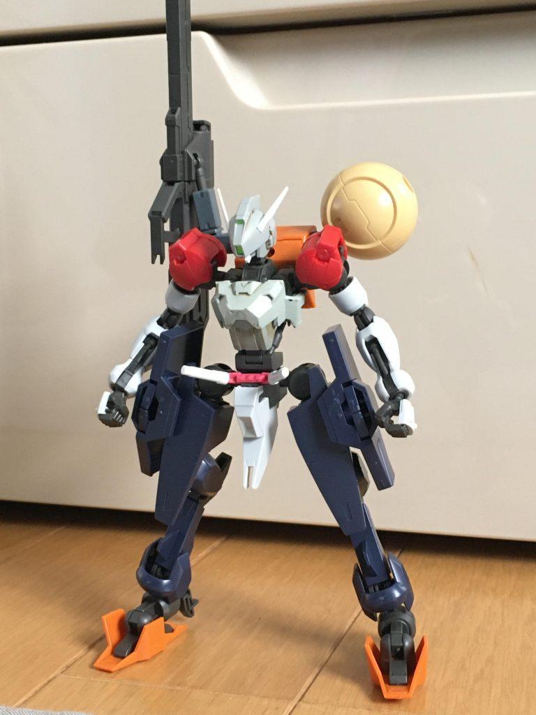 YBM-18[+] ガンダムΣ(シグマ)+ 制作工程1
