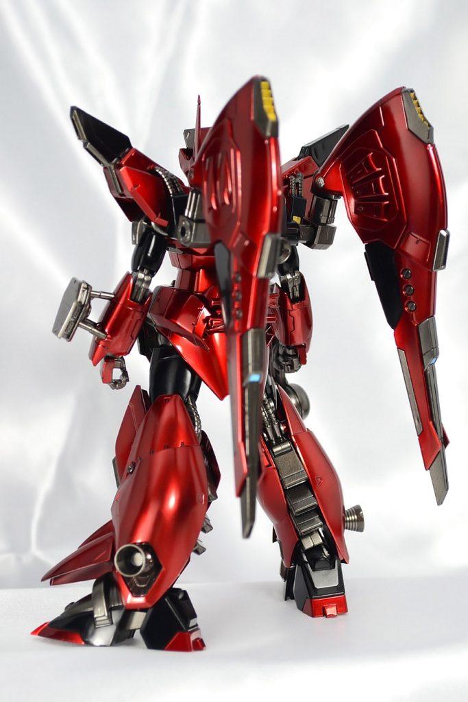 RE/100 ビギナ・ゼラ アピールショット2
