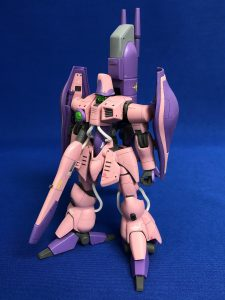 1/144HGUC AMX-003ガザC