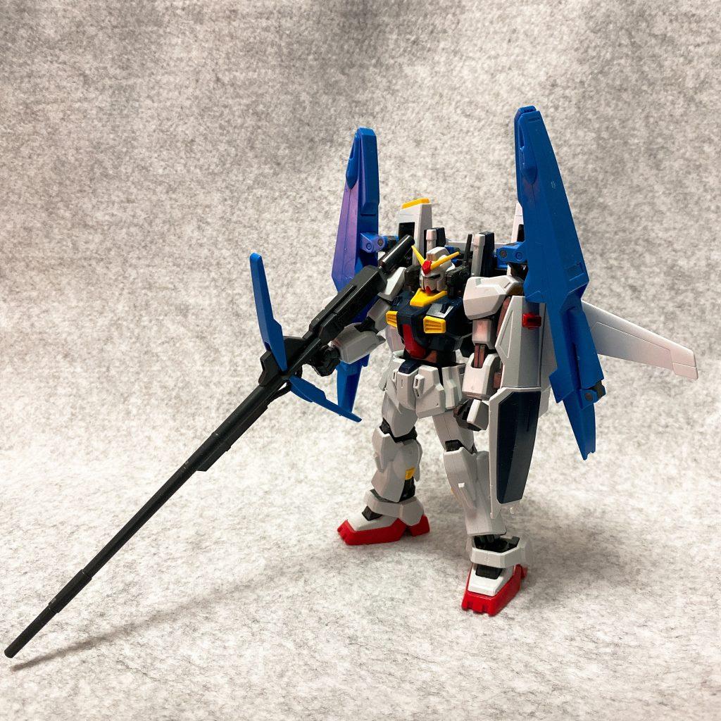 FXA-05D/RX-178スーパーガンダム アピールショット1