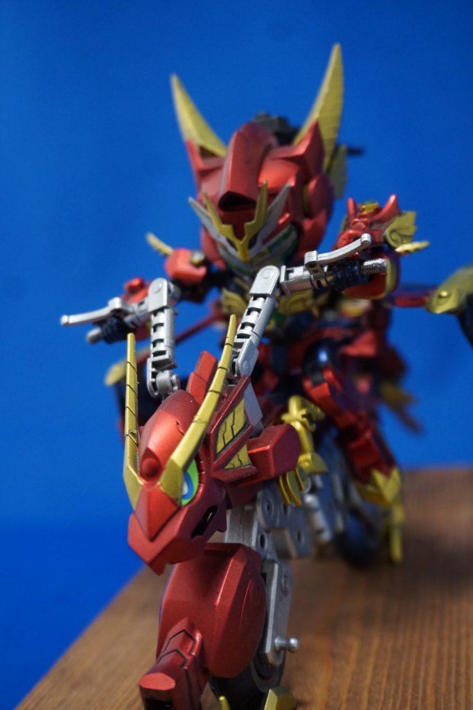 龍闘士 リュウキ=ランダー アピールショット4