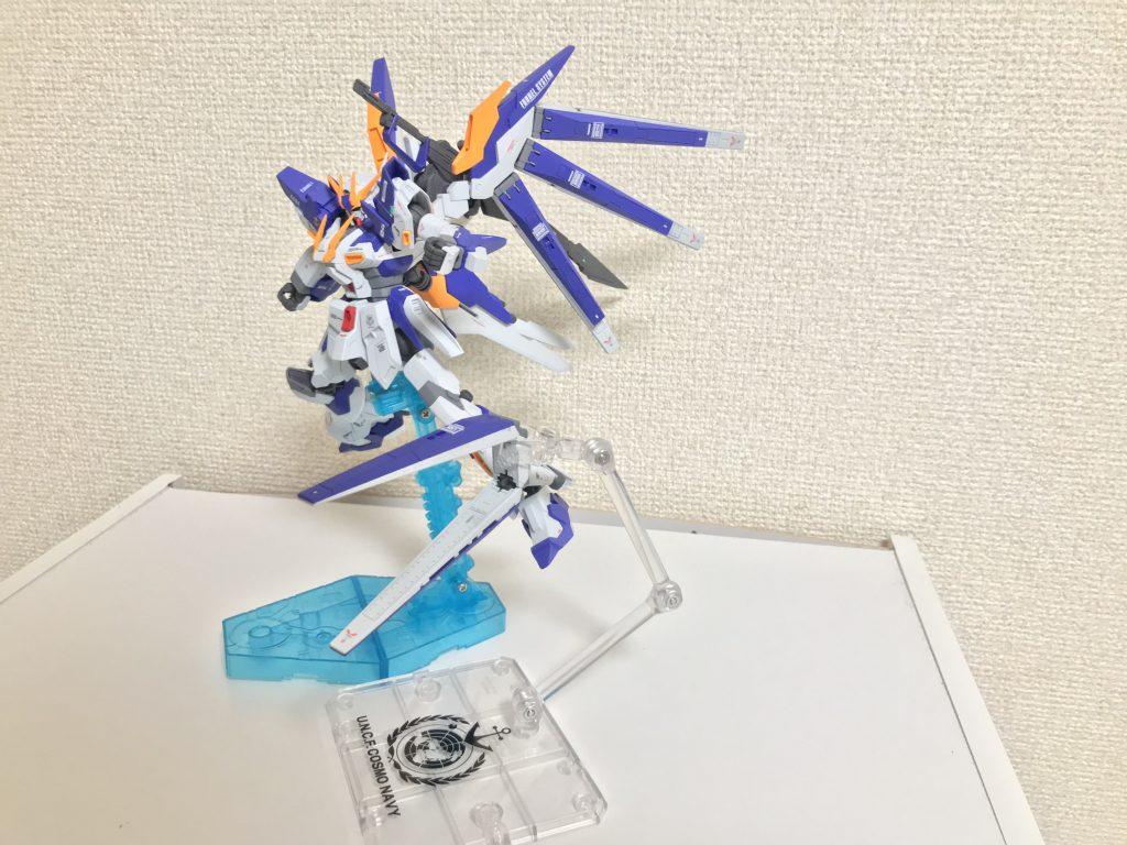 Hi-νガンダム・プロヴィディウム 制作工程1