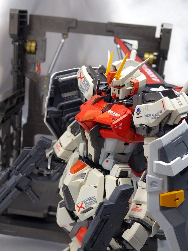 MG ストライクガンダム Ver.RM アピールショット4