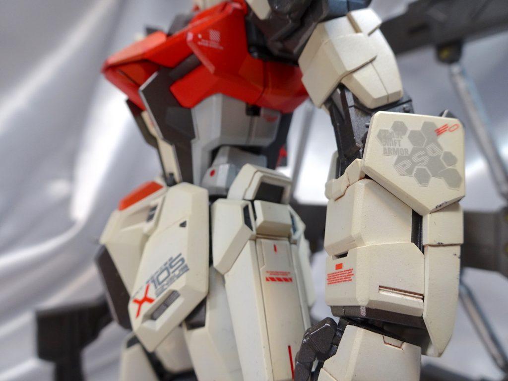 MG ストライクガンダム Ver.RM アピールショット3