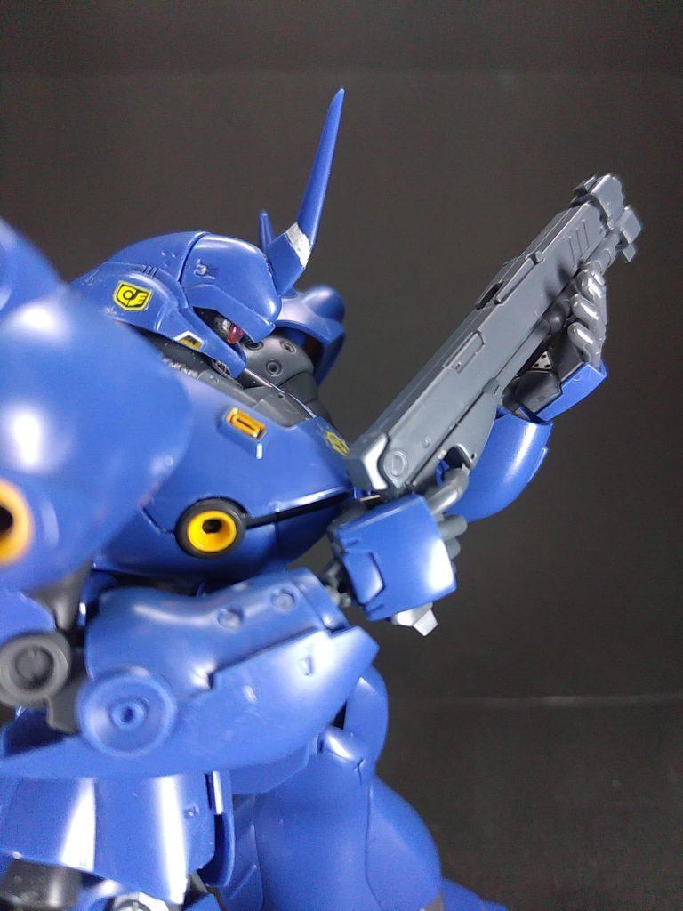 さぁ来い! 戦い方を教えてやる!! MS-18E ケンプファー アピールショット5