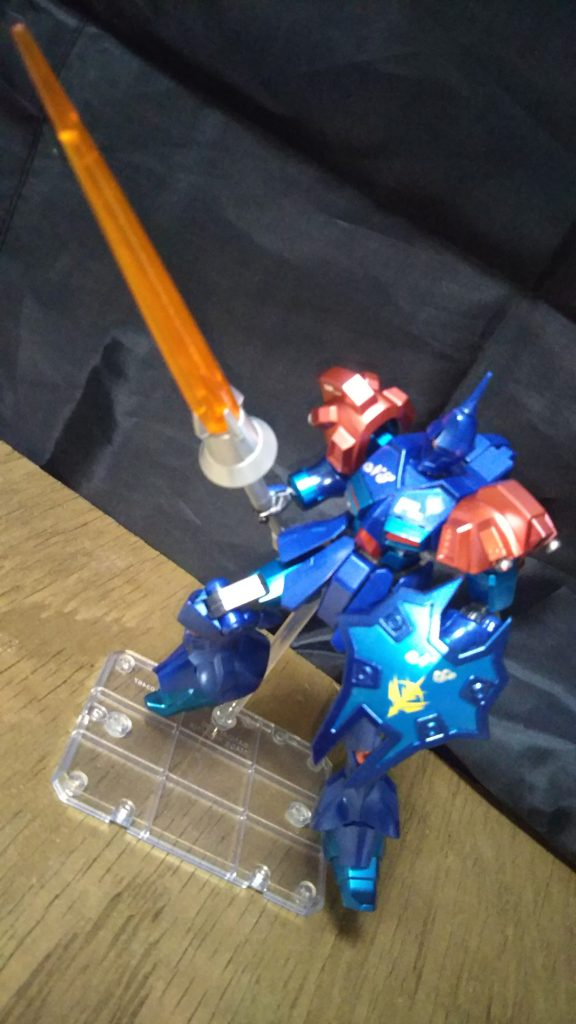 ニムバス・シュターゼン用ギャン・クリーガー アピールショット6