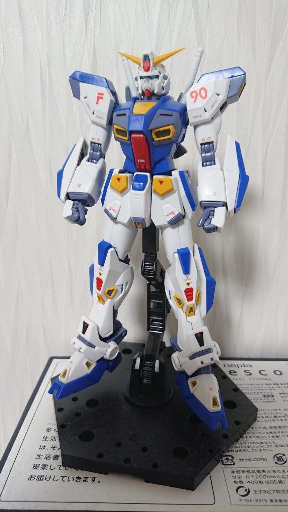 MGガンダムF90