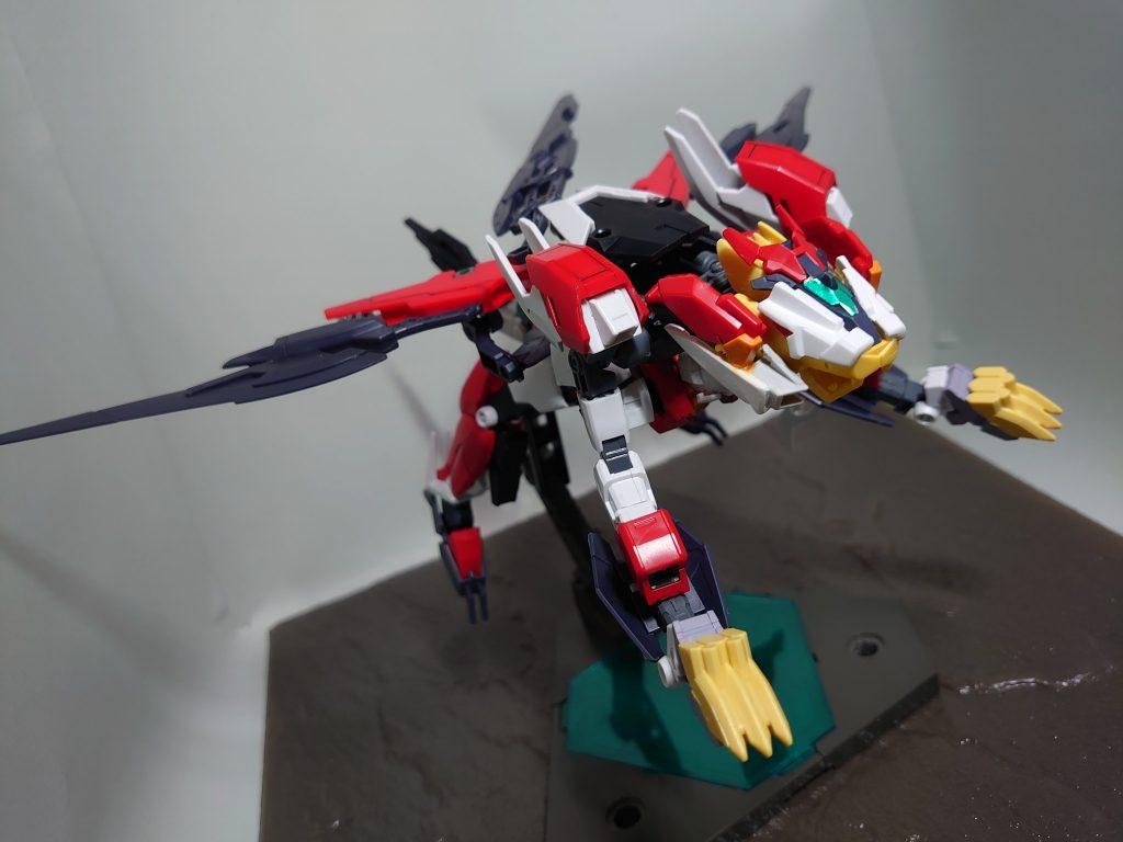 マーズフォーライガー/ライガーユニット アピールショット4
