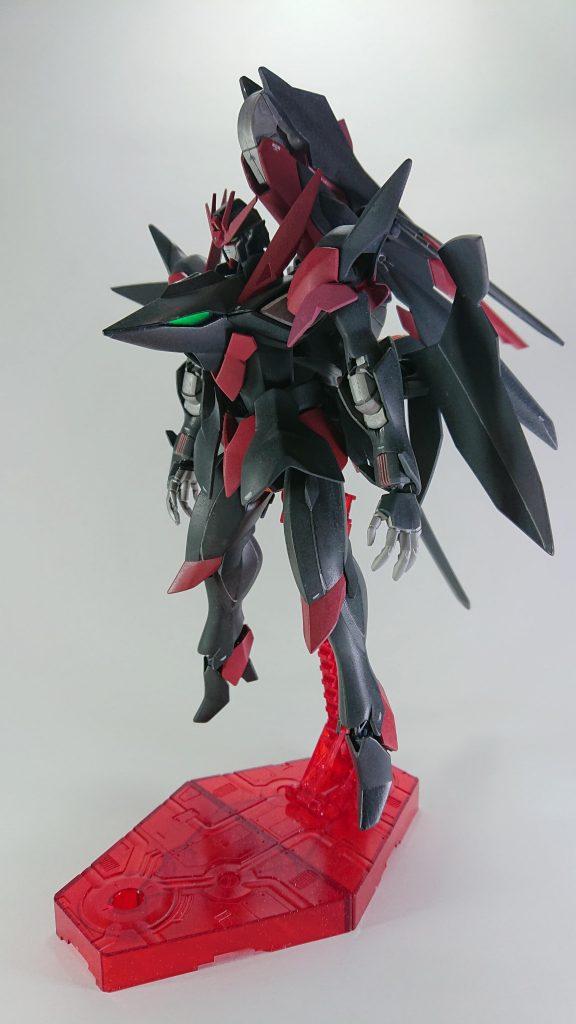 XVV-XGガンダム サタナキア アピールショット1