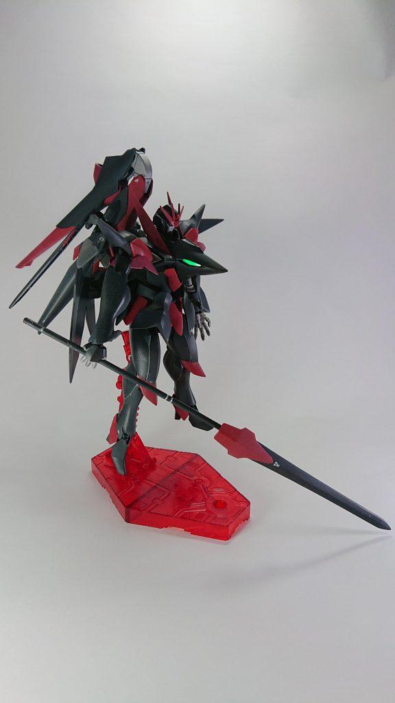 XVV-XGガンダム サタナキア 制作工程1