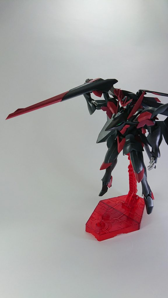 XVV-XGガンダム サタナキア 制作工程2