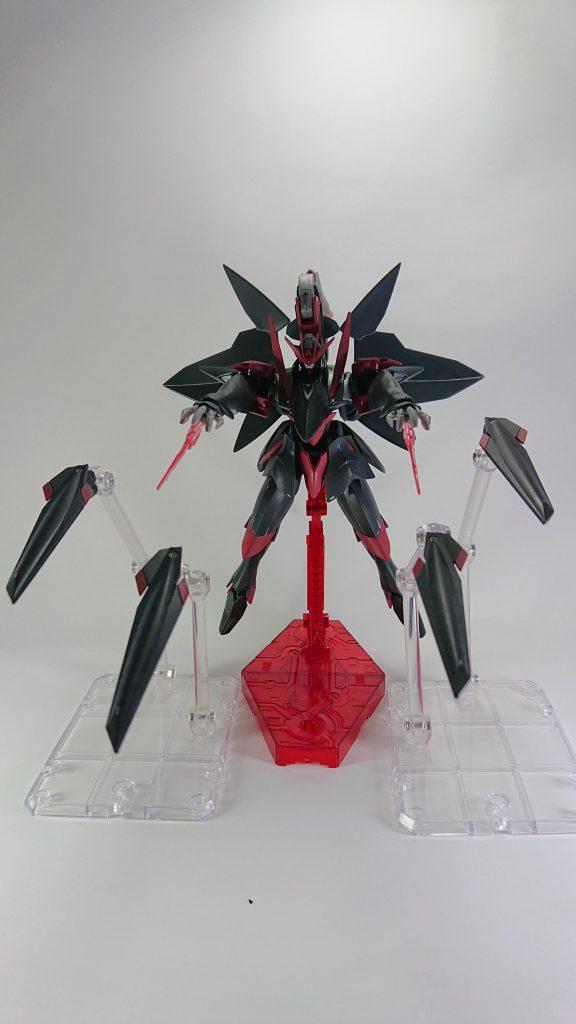 XVV-XGガンダム サタナキア 制作工程3