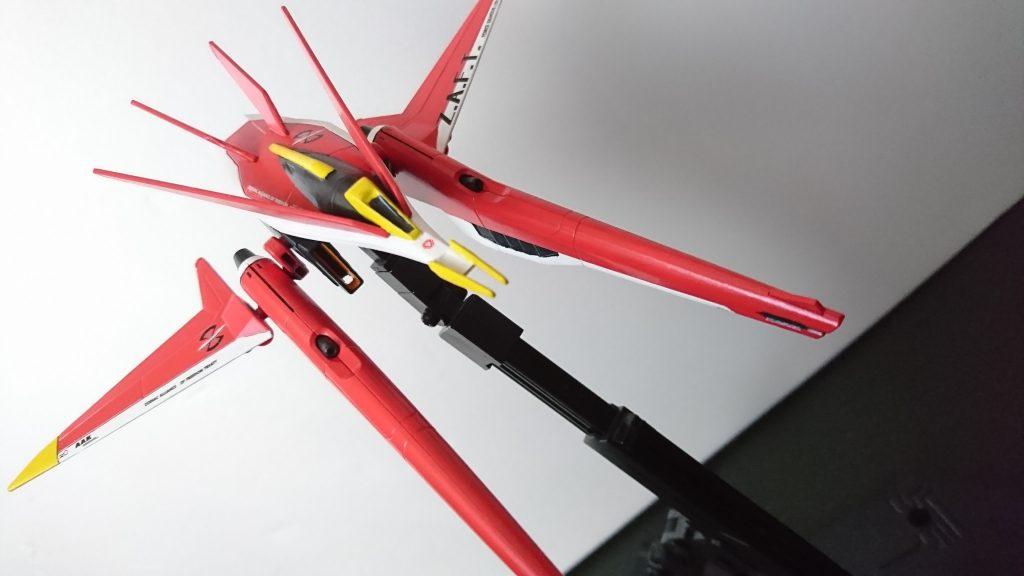 ZGMW-X19AS トゥールスジャスティスガンダム アピールショット3