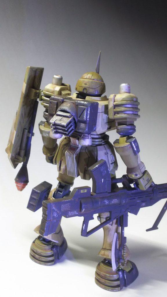 陸戦型ズダ アピールショット3