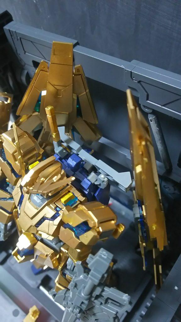 ユニコーンガンダム3号機 フェネクス ver.GFT アピールショット3