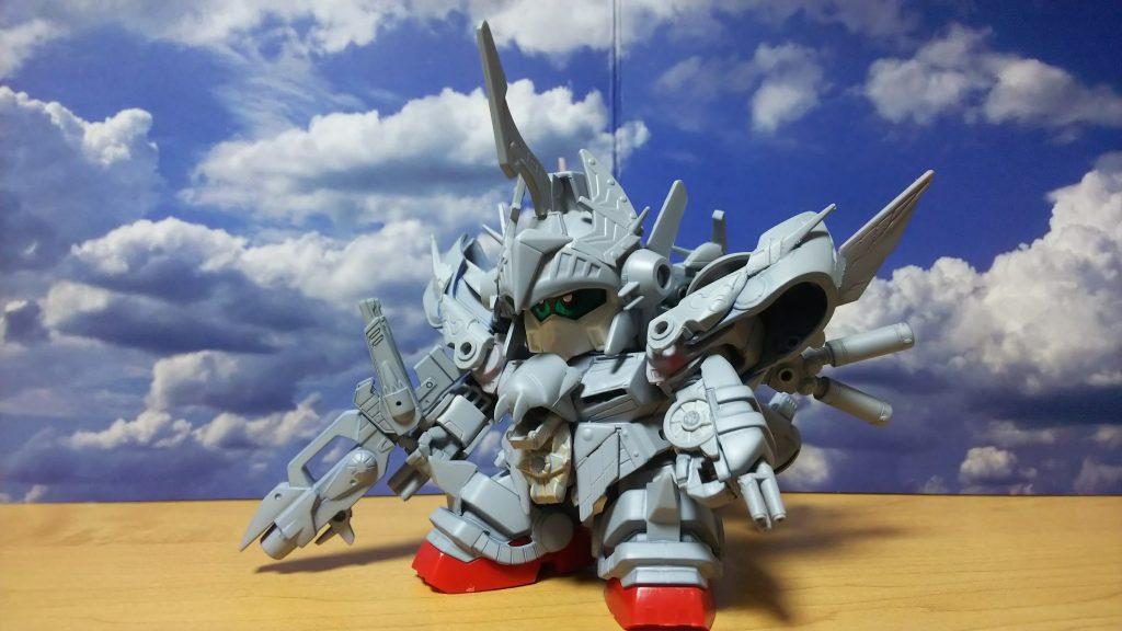 武装騎士 ガンダムJガイスト 制作工程2