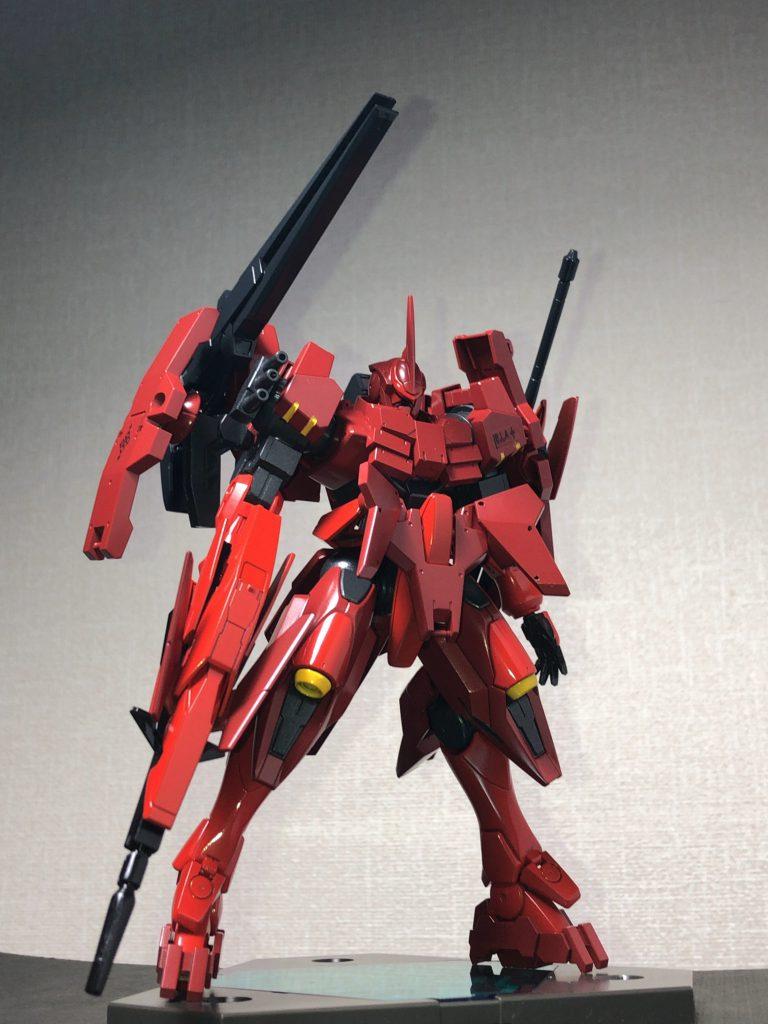 ストライカージンクスMk-Ⅱ アピールショット2