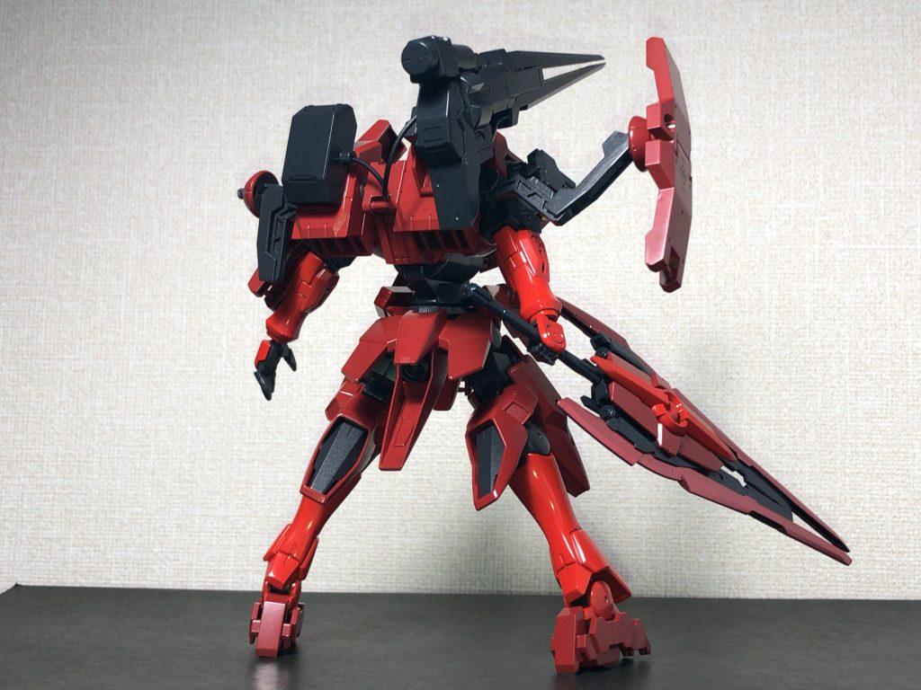 ストライカージンクスMk-Ⅱ アピールショット8