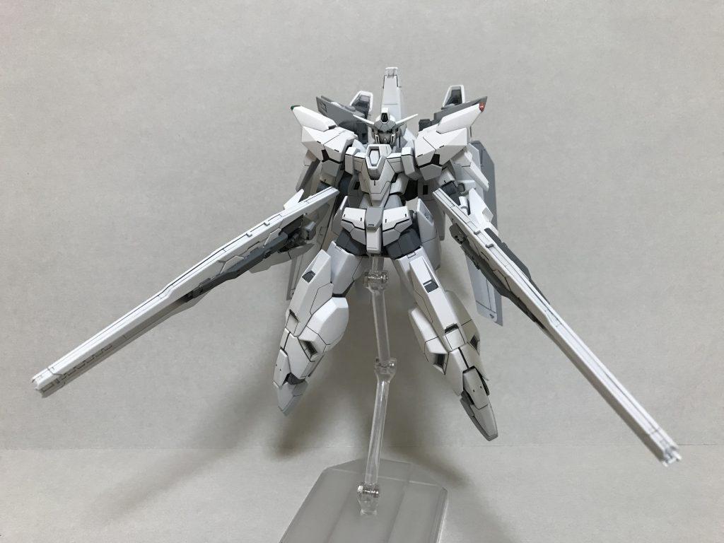 ガンダムAGE-IIIオービタル(アマテラス) アピールショット1