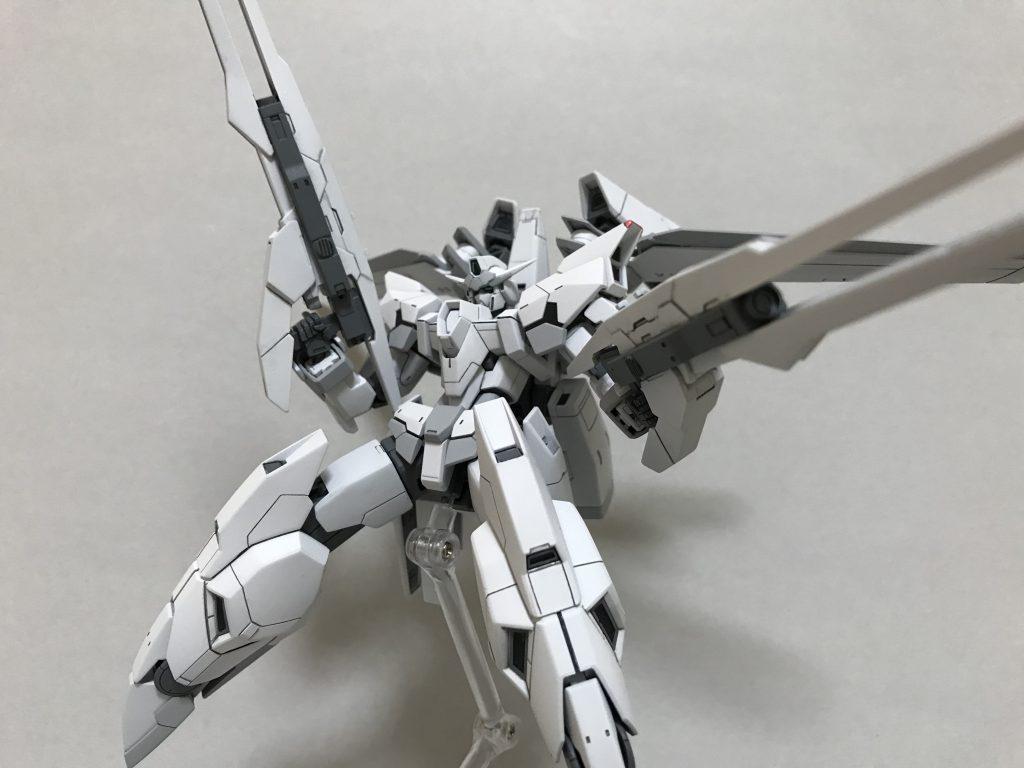 ガンダムAGE-IIIオービタル(アマテラス) アピールショット5