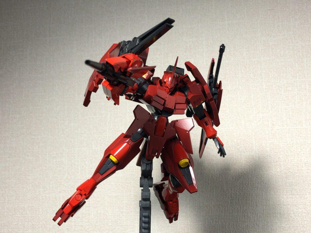 ストライカージンクスMk-Ⅱ アピールショット4