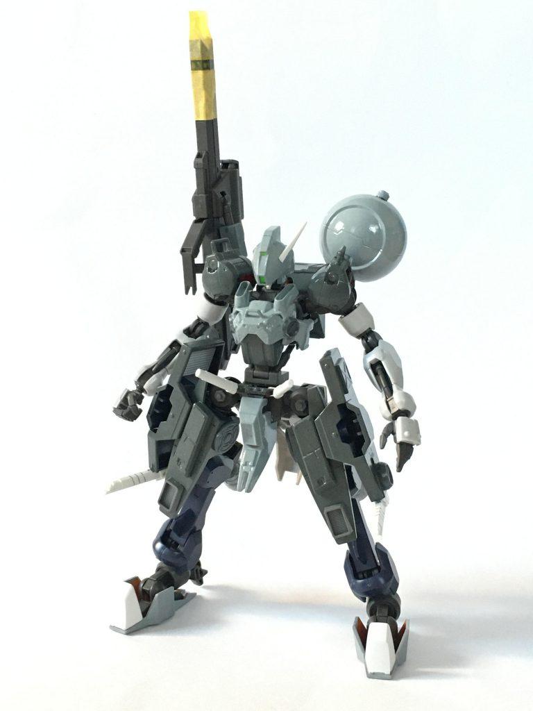 YBM-18[+] ガンダムΣ(シグマ)+ 制作工程4