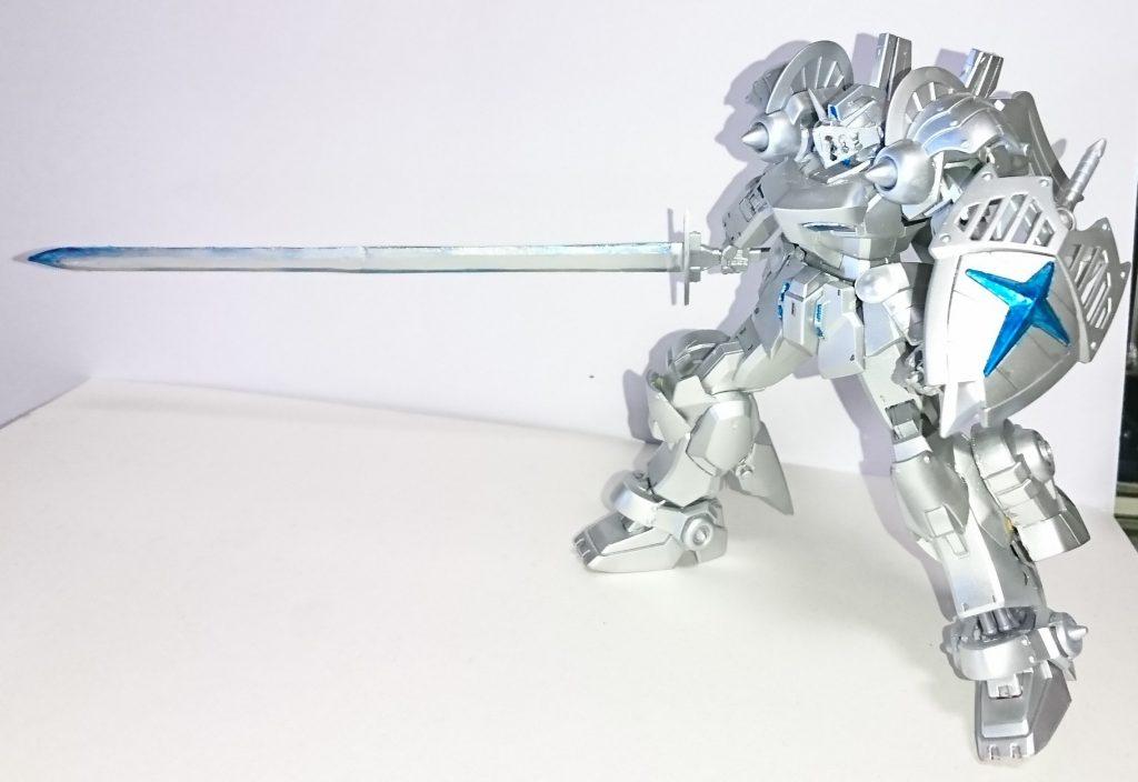 騎士ガンダムmarkⅡ アピールショット2