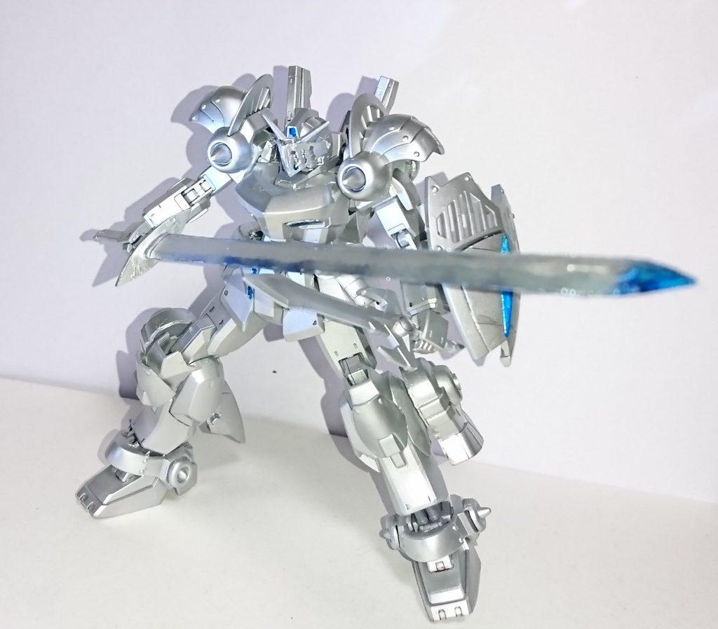 騎士ガンダムmarkⅡ アピールショット3