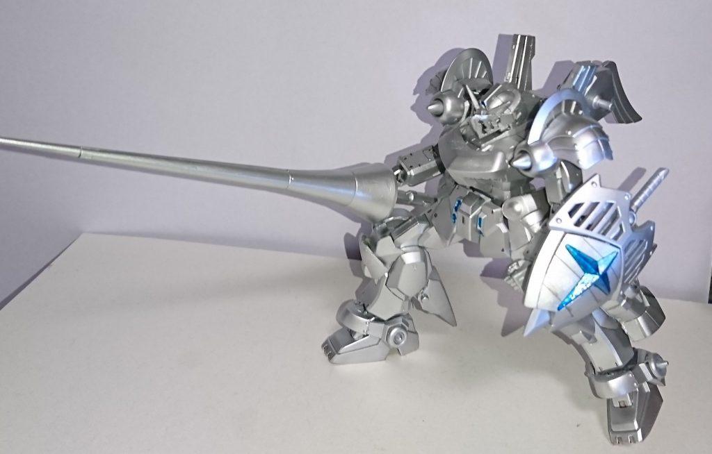 騎士ガンダムmarkⅡ アピールショット1