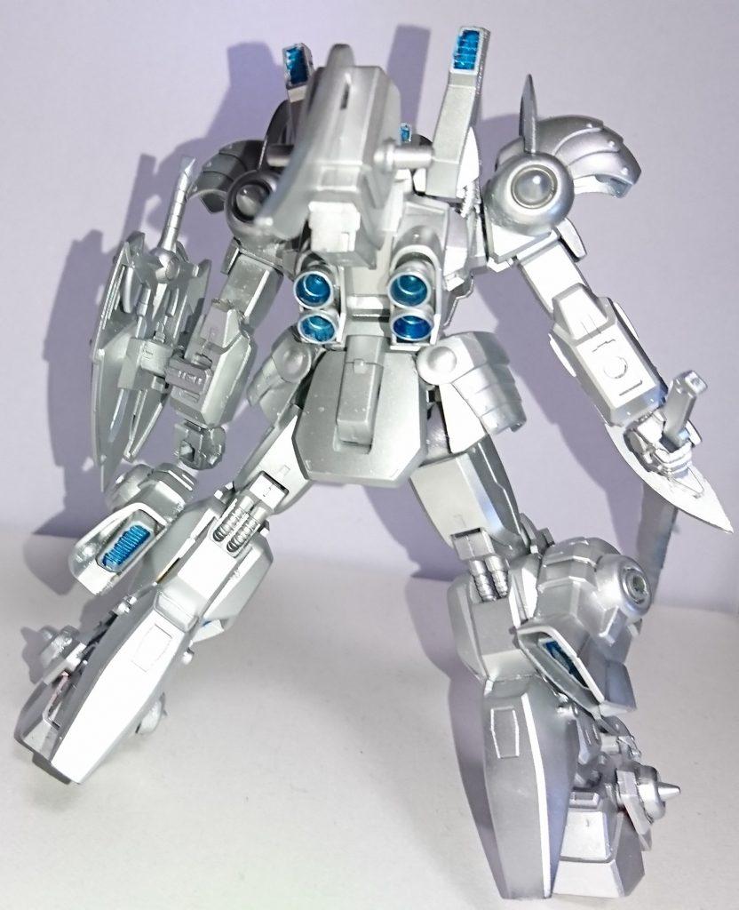 騎士ガンダムmarkⅡ 制作工程1