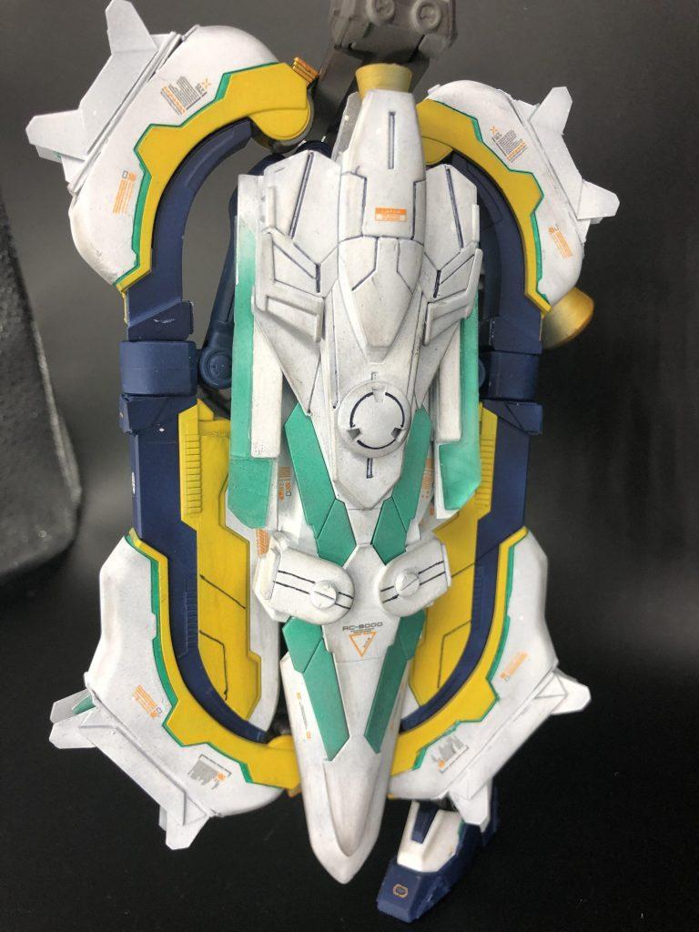 RX-9/W NARRATIVE GUNDAM W-SARF アピールショット6