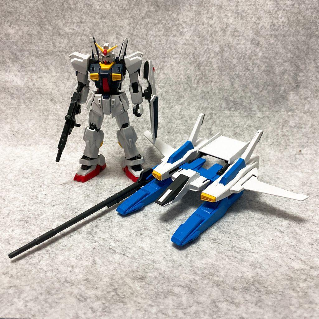 FXA-05D/RX-178スーパーガンダム アピールショット2