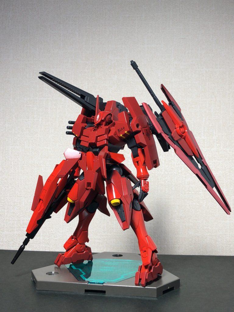 ストライカージンクスMk-Ⅱ アピールショット1