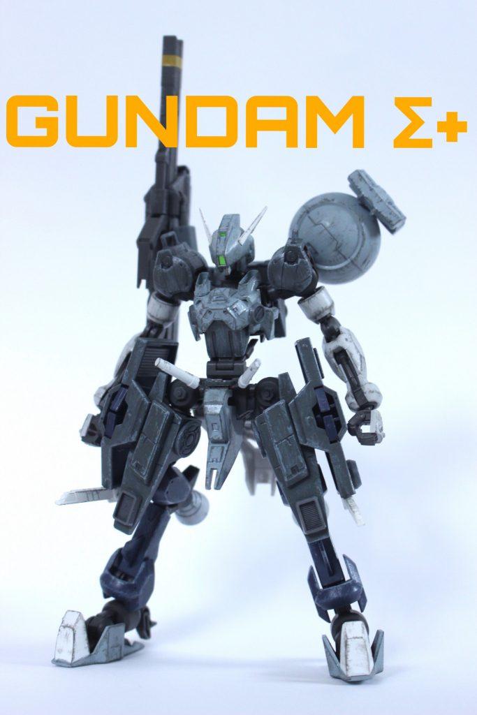 YBM-18[+] ガンダムΣ(シグマ)+