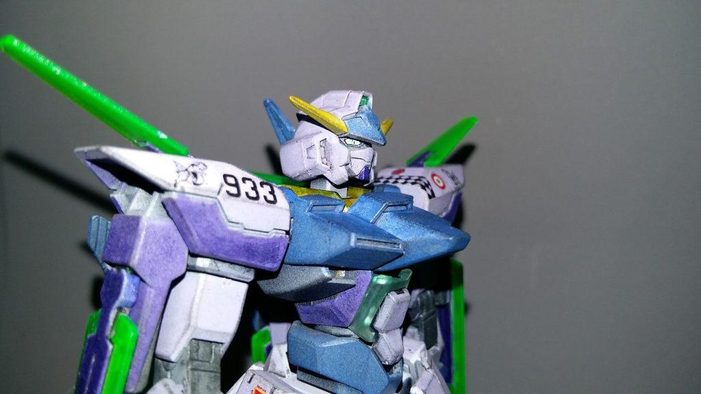 HG Gundam AGE FX アピールショット1