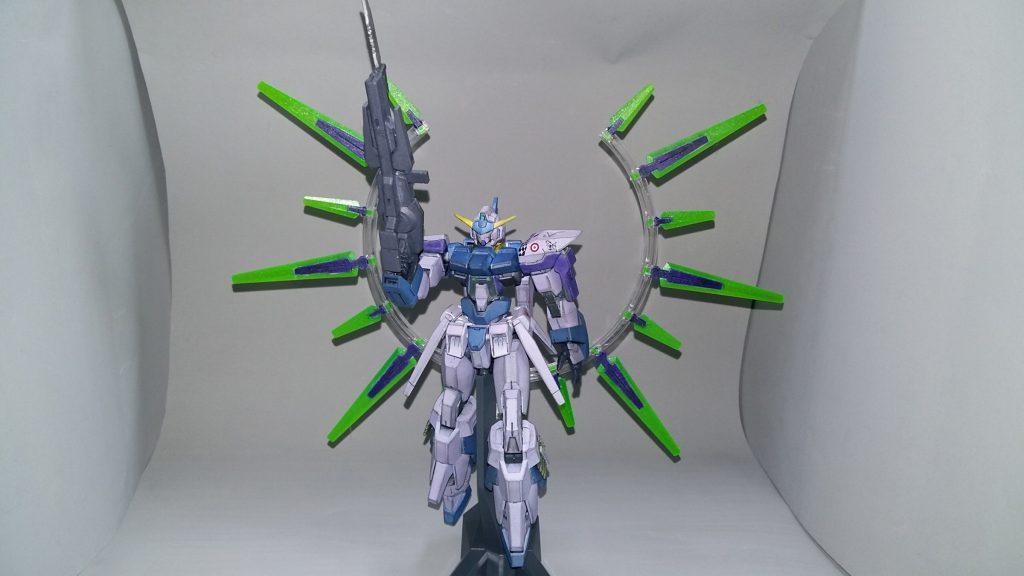 HG Gundam AGE FX アピールショット4