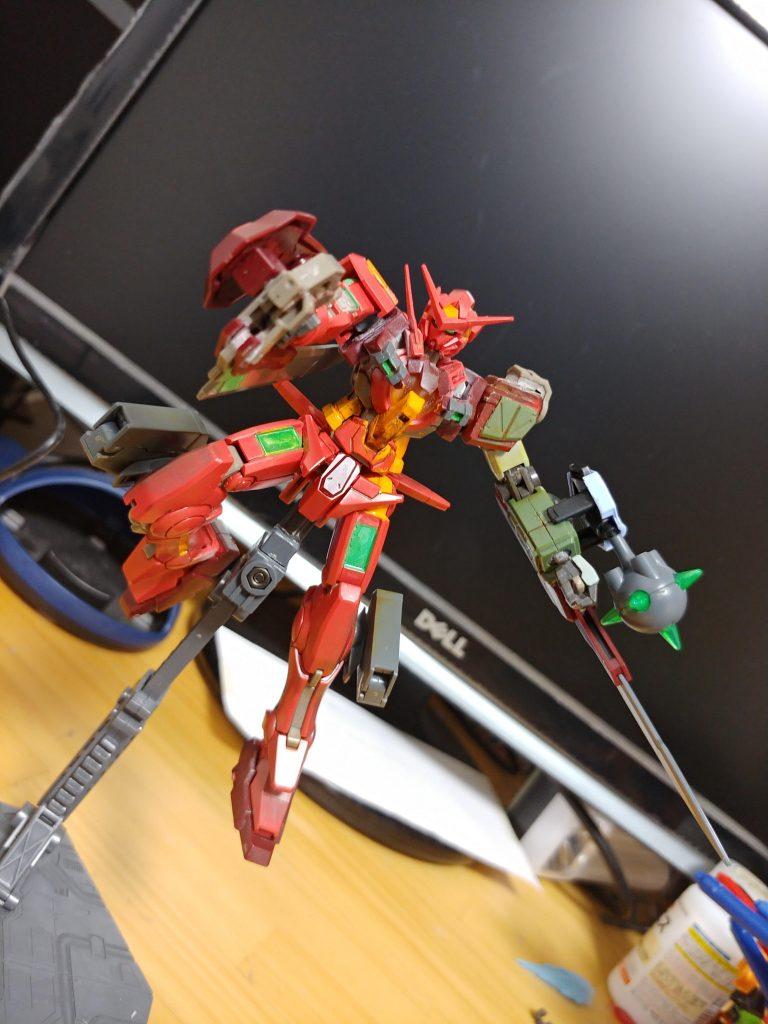 ガンダムアストレアF型改二乙 アピールショット4