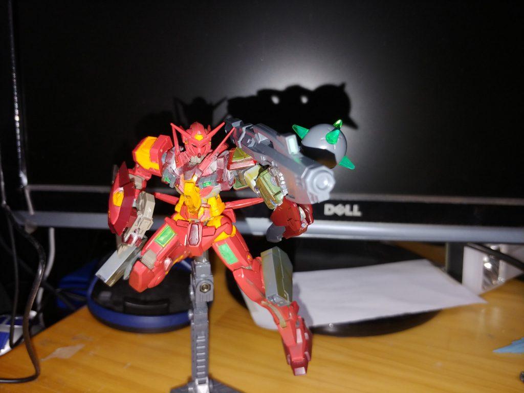 ガンダムアストレアF型改二乙 アピールショット3