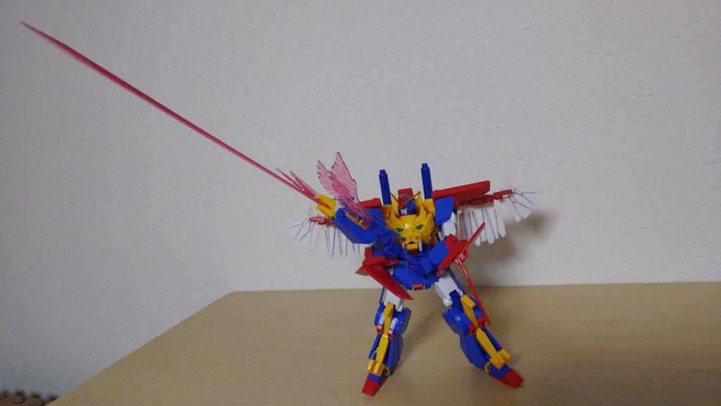 ガンダム トライオン3  (俺カスタム) アピールショット8