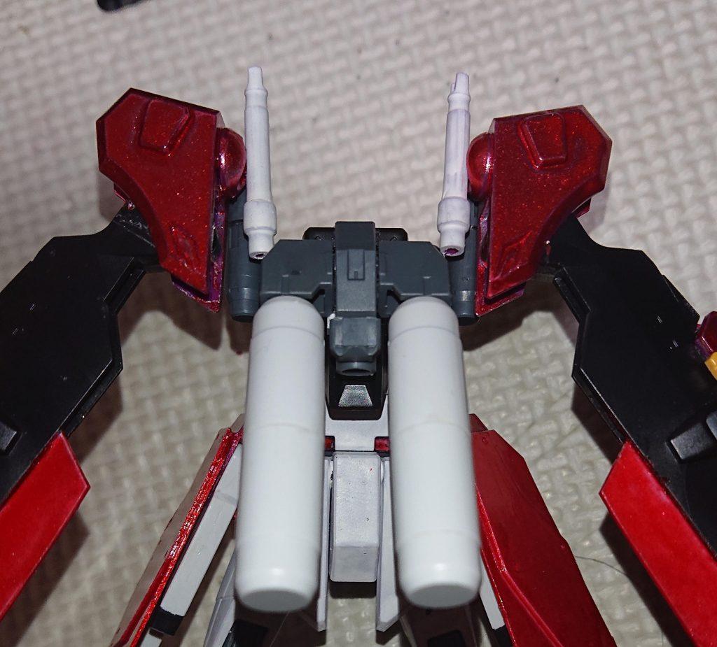 ZGMF-X19/20A ジャスティスガンダムファレーナ 制作工程4