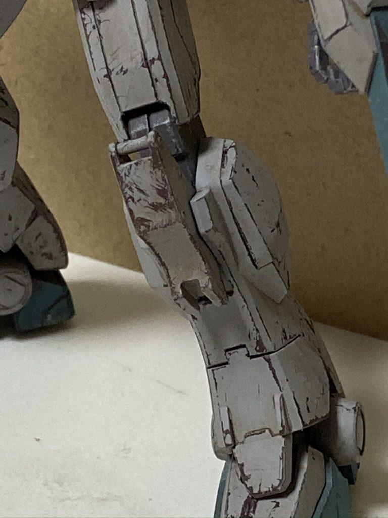 ガンダムEz8 RX-79(G) 制作工程3