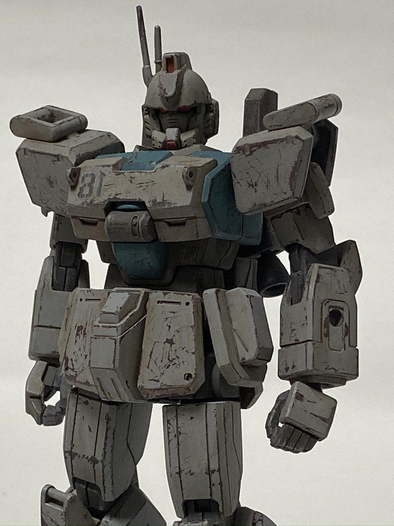 ガンダムEz8 RX-79(G) アピールショット3