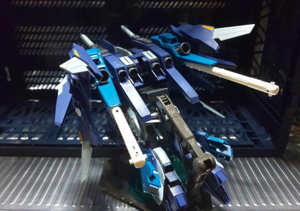 ライトニングガンダム2号機 各種追加パック アピールショット3
