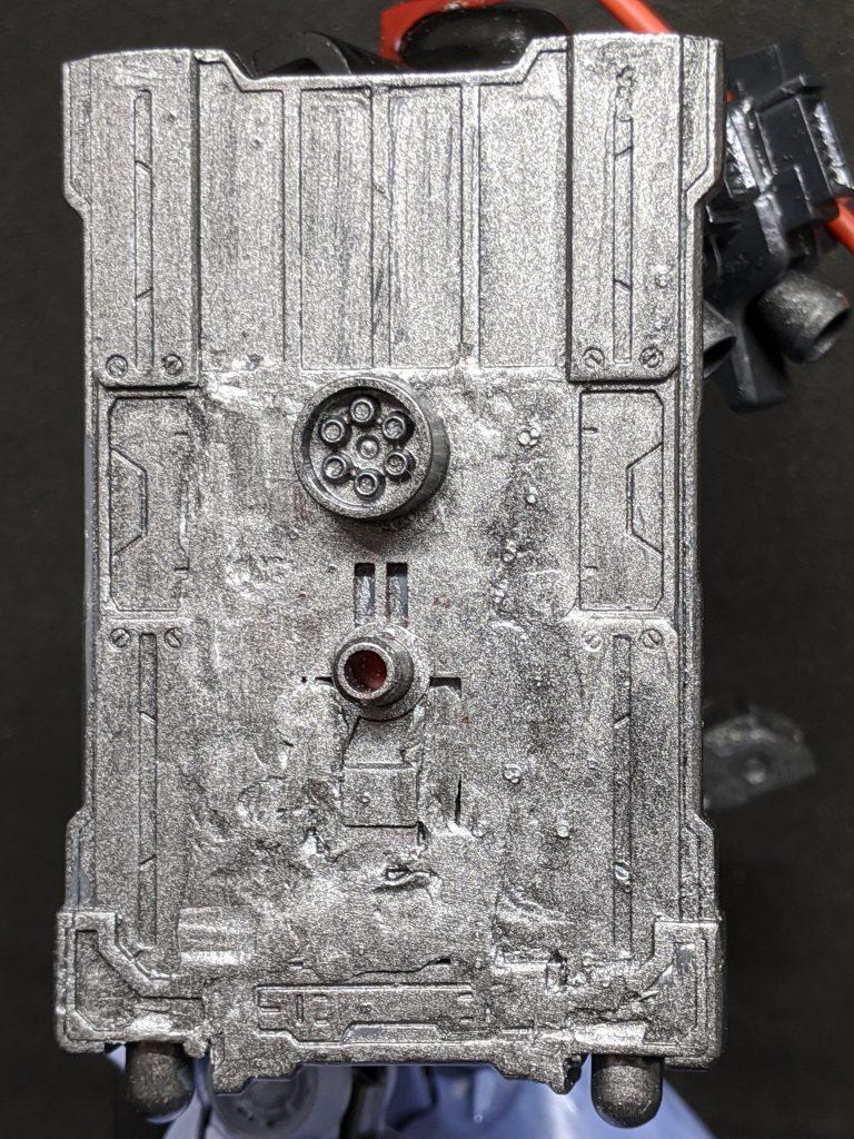 高機動実験型リックドム(プロトタイプギャン) アピールショット4