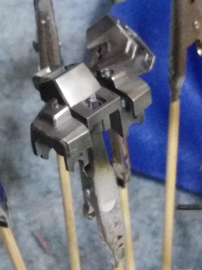 HG GAT-X105B/FP ビルドストライクガンダム・フルパッケージ 制作工程4
