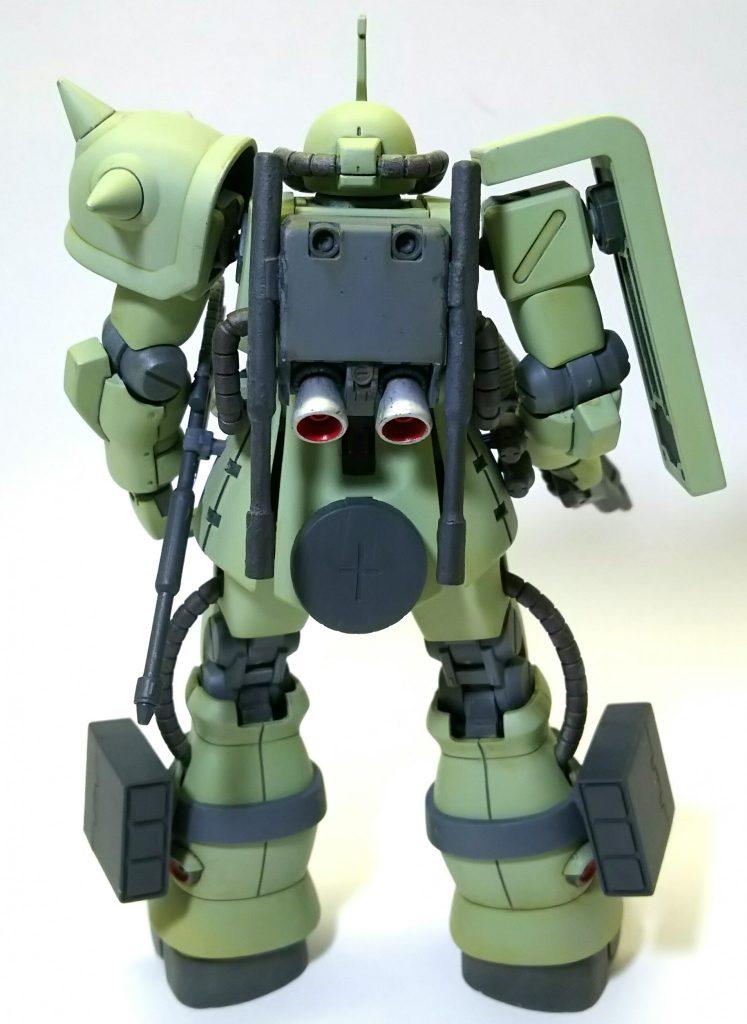 ノイエンビッター専用ザクF2 アピールショット6